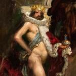 Этюд Голый король