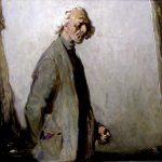 Портрет Константинопольского А.М.